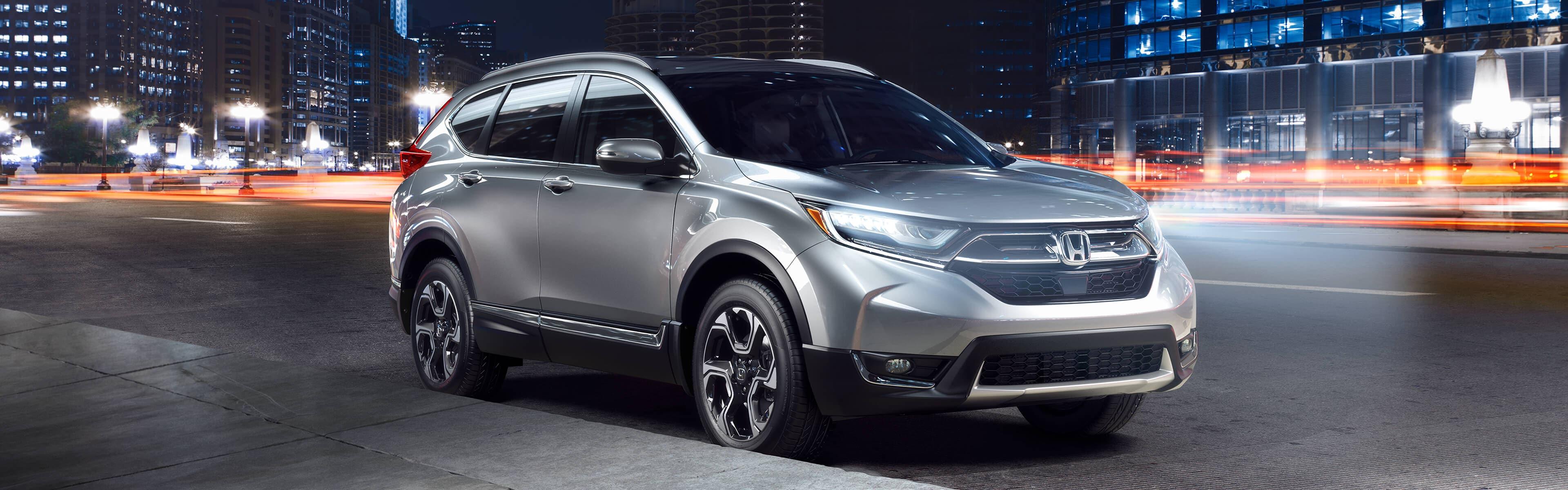 2018 Honda CR-V SUVs For New Glasgow, Nova Scotia Drivers To Explore