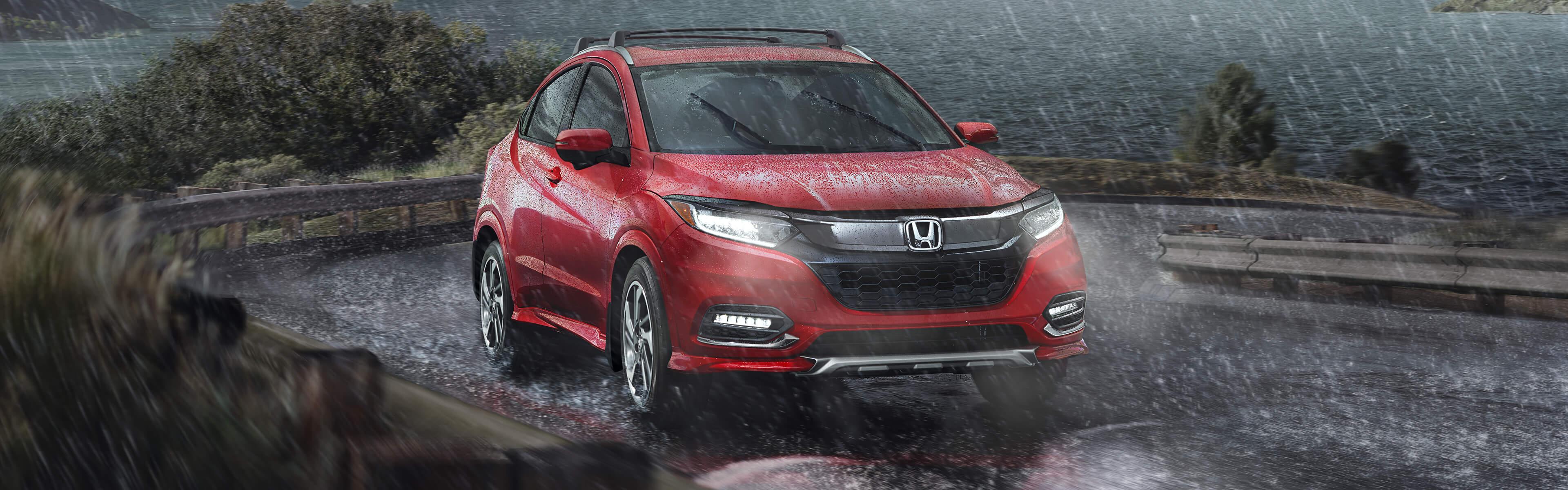 Secure A Sporty 2019 Honda HR-V Crossover In New Glasgow, Nova Scotia