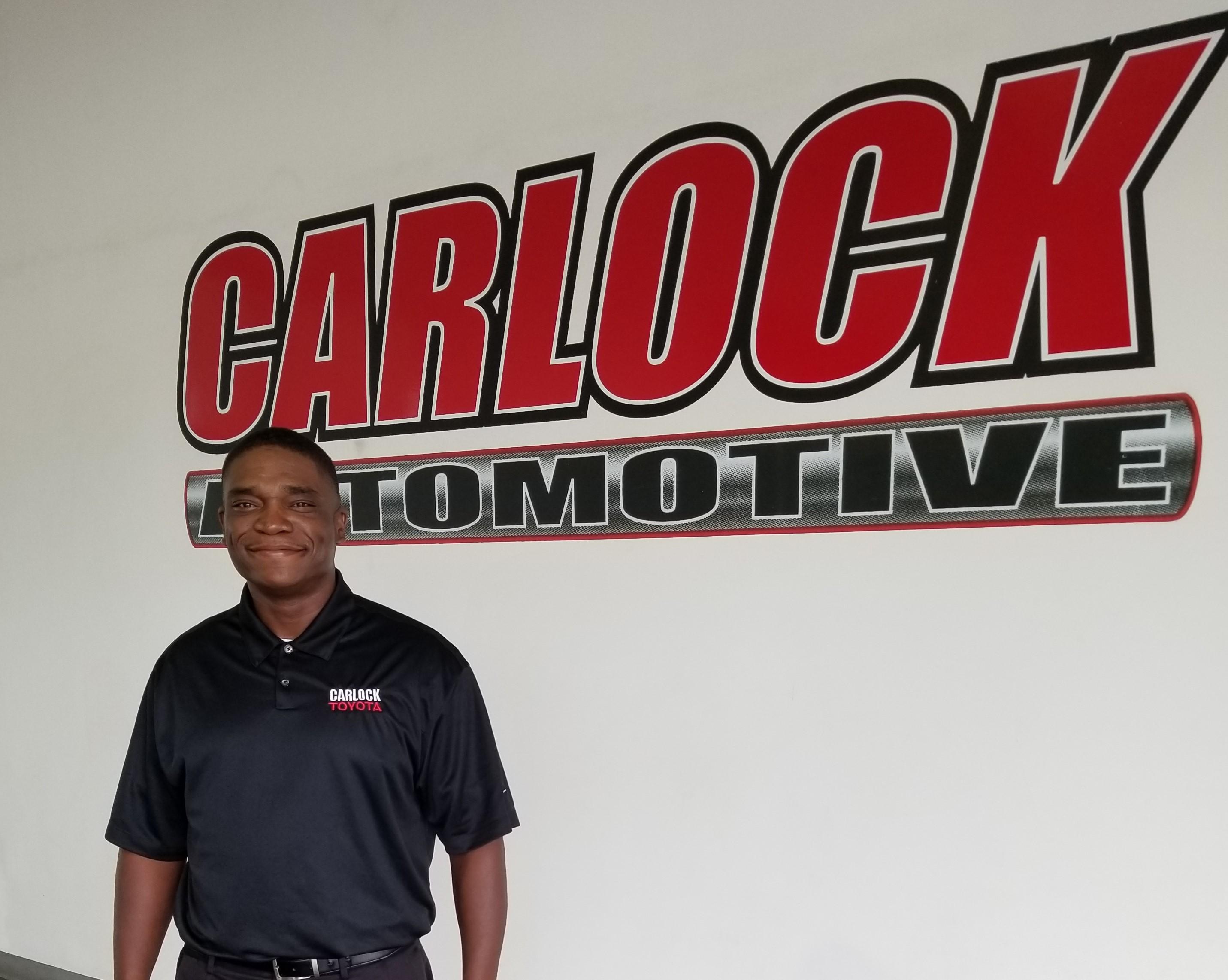 Darius Calvert Bio Image