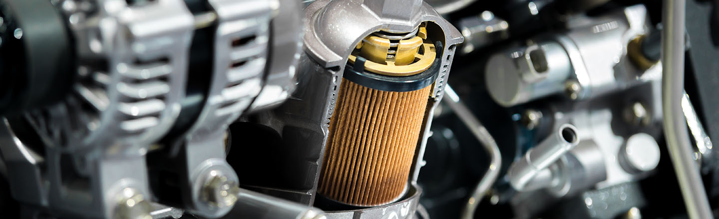 Genuine Toyota Oil Filters in St. George, UT