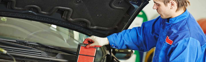 New Engine Air Filter In Bristol, CT