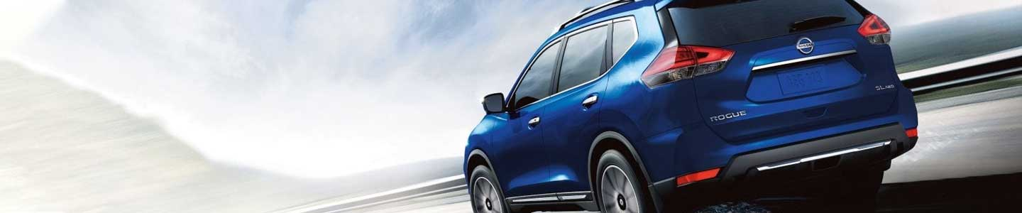 2019 Nissan Rogue Crossover in Little River, SC at North Strand Nissan