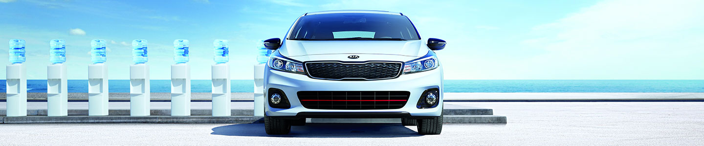 Kia Vehicles in Kenner, Louisiana, with Apple CarPlay