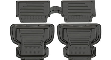 Genuine Toyota All-Weather Floor Liners