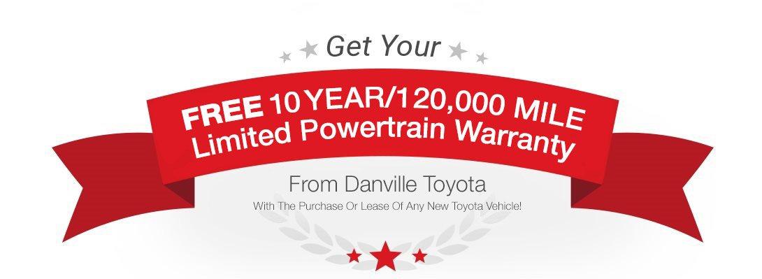 Limted Powertrain Warranty