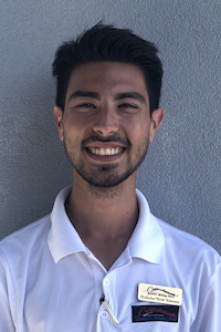 Nick Nakama Bio Image