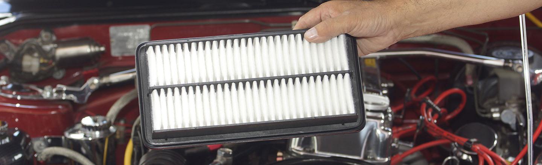 Engine Air Filter Service & Installation in Seattle, WA