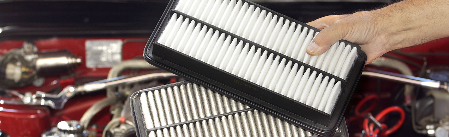Engine Air Filter Services Near Portland, OR at Toyota of Gladstone