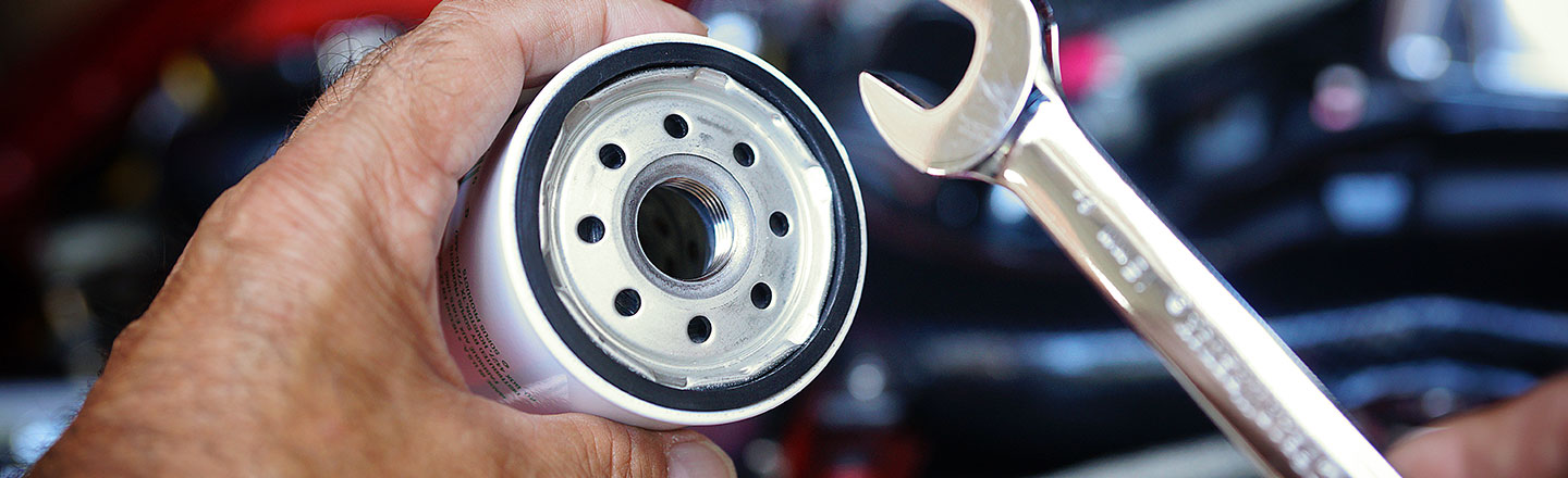 Oil Filter Services at Toyota of Gladstone Near Portland, OR
