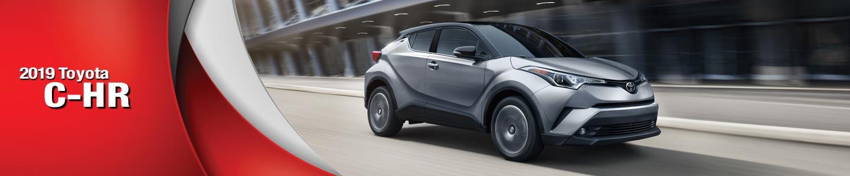 2019 Toyota C-HR SUVs For Sale near New Port Richey, FL