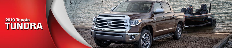 2019 Toyota Tundra Full-Size Trucks For Sale Near Wesley Chapel, FL
