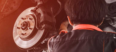 Toyota Brake Replacement
