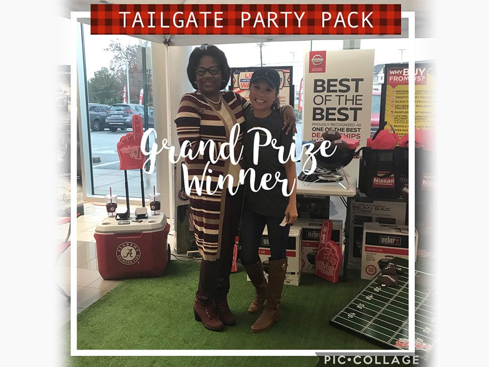 Tailgate Party Pack Giveaway 2018