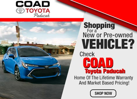 Shopping for a new vehicle?