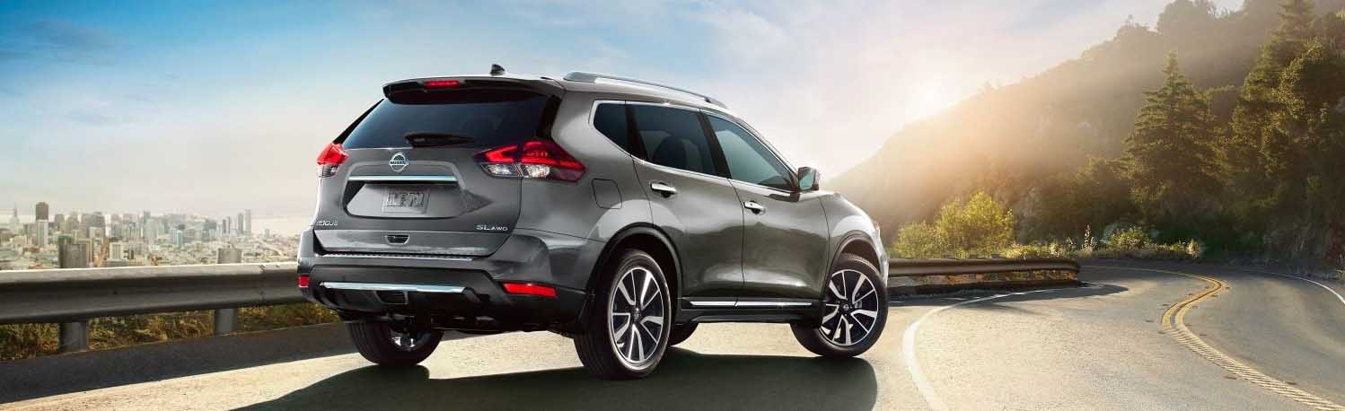 Check Out The All-New 2019 Nissan Rogue SUV At Nissan of Dalton