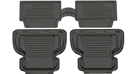 All-Season Rubber Floor Mats
