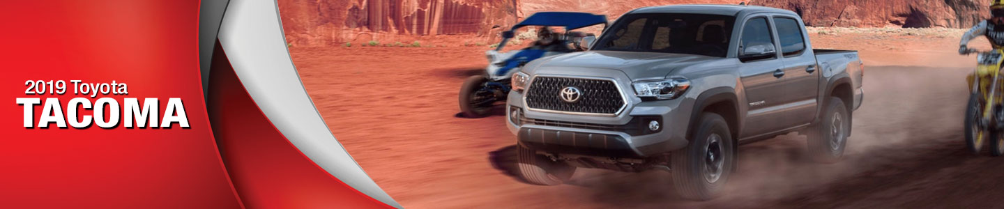 Explore All The Features Of The 2019 Toyota Tacoma At Team One Toyota