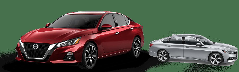 Hubler Nissan 2019 Nissan Altima vs Accord