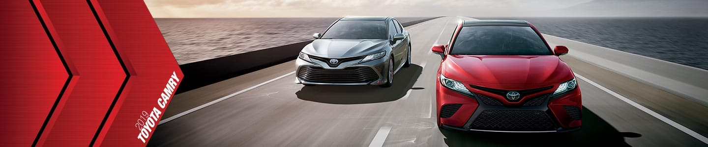 2019 Toyota Camry at Family Toyota of Arlington
