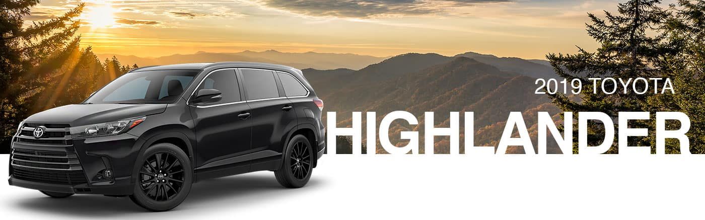 2019 Highlander On Road
