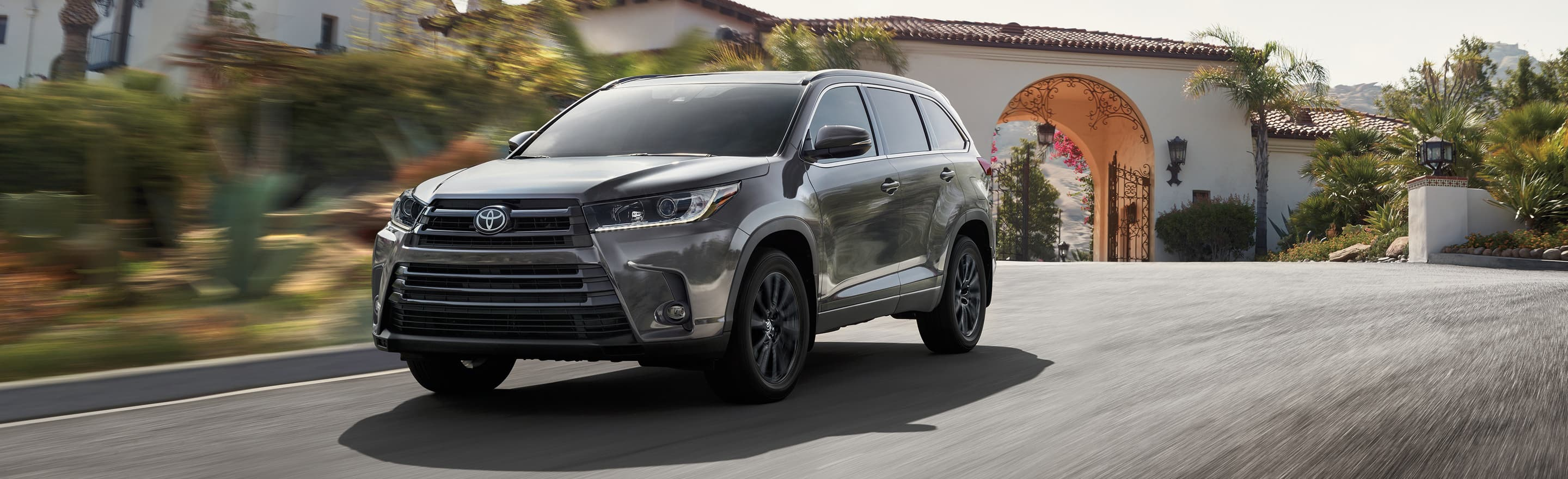 Explore The New 2019 Toyota Highlander Near Cleveland, OH Today