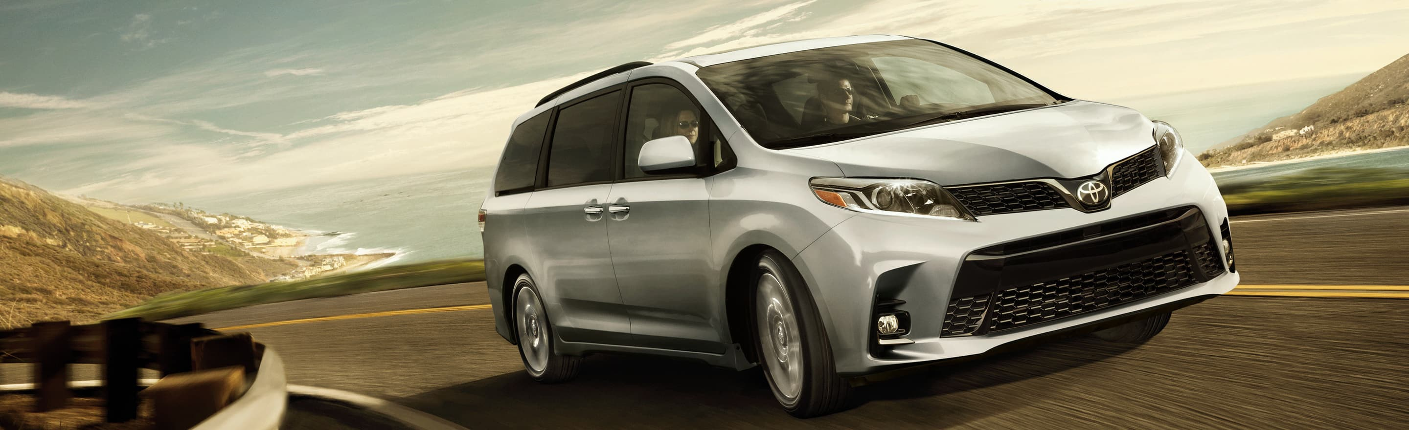 Explore The New 2019 Toyota Sienna At Ganley Toyota Today