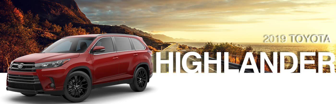Franklin Toyota | 2019 Highlander