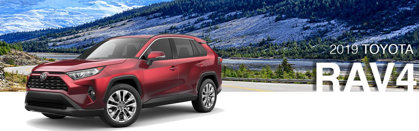 Franklin Toyota | 2019 RAV4 On Road
