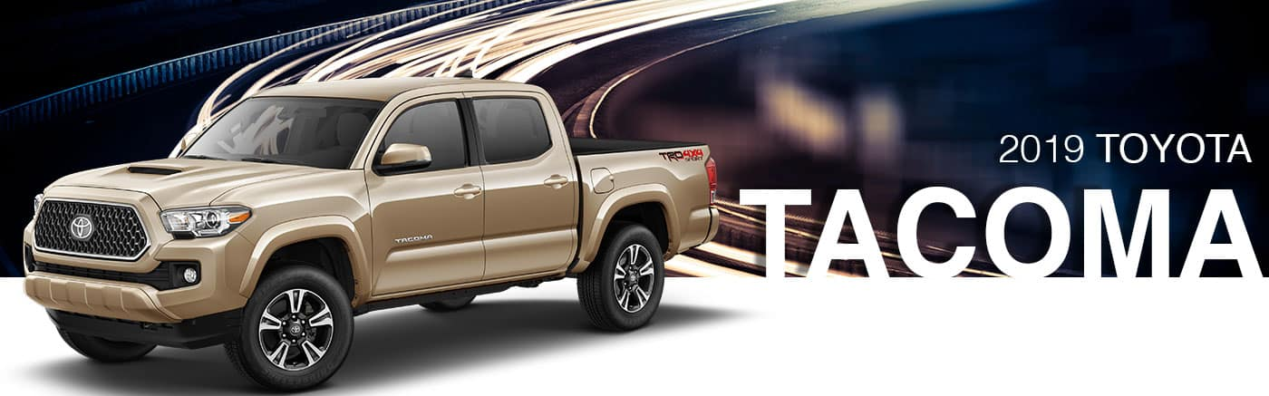 Franklin Toyota | 2019 Tacoma On Road
