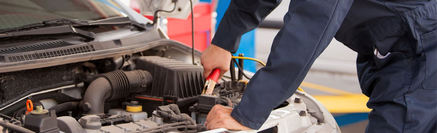 Battery Service at Rick Hill Nissan