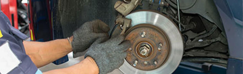 Brake Service at Rick Hill Nissan