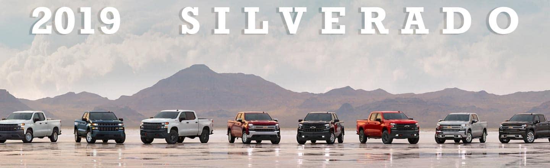 Connell Chevrolet 2019 Silverado
