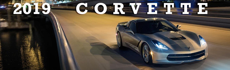 Connell Chevrolet 2019 Chevrolet Corvette