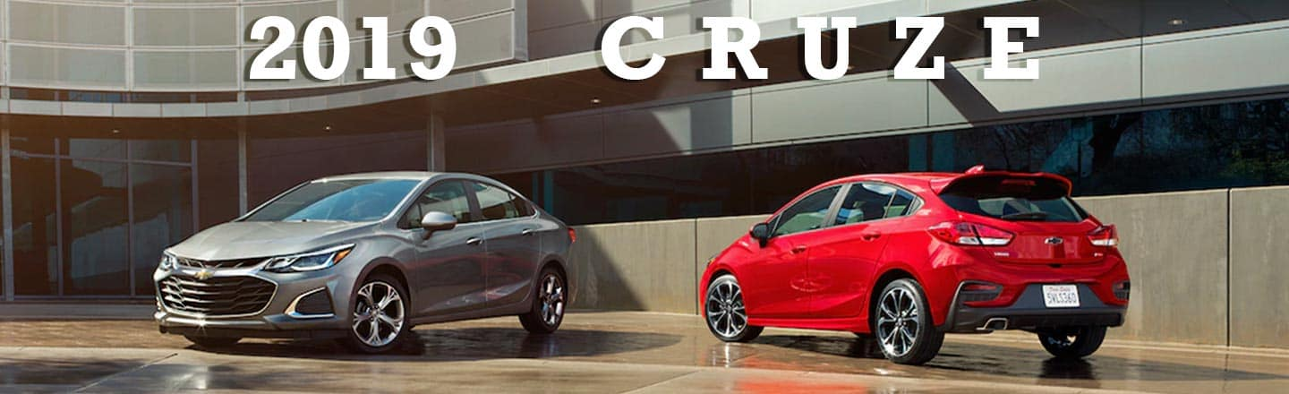 Connell Chevrolet 2019 Chevrolet Cruze