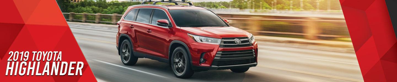 2019 Toyota Highlander For Sale In Covington, LA