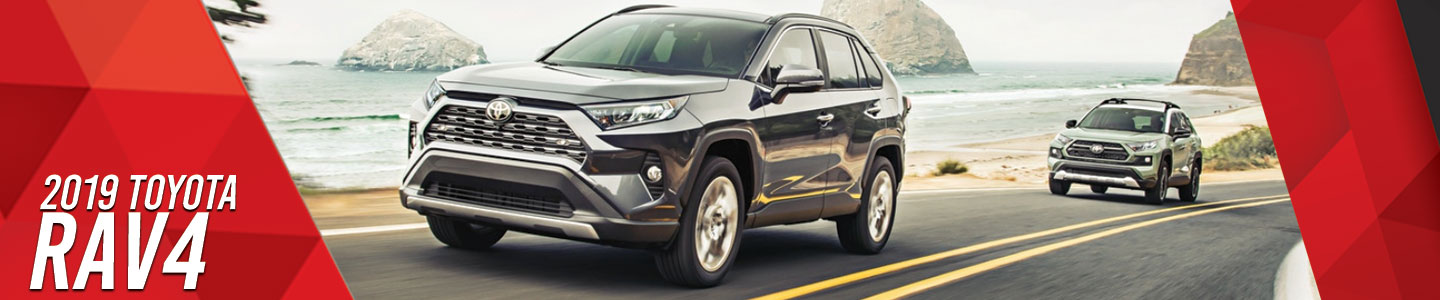 2019 Toyota RAV4 For Sale In Covington, LA