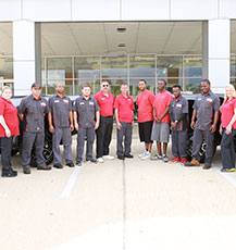 Service and Parts Department  Bio Image