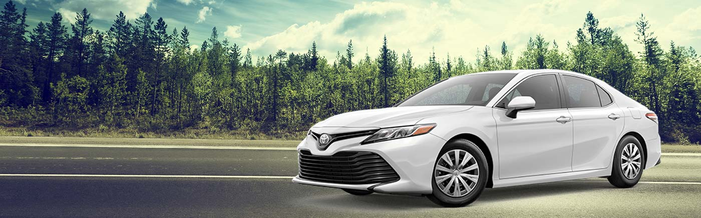 The Reliable New 2019 Toyota Camry In Bristol Ct