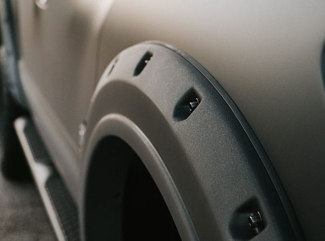 2018 Nissan Titan Rocky Ridge fade