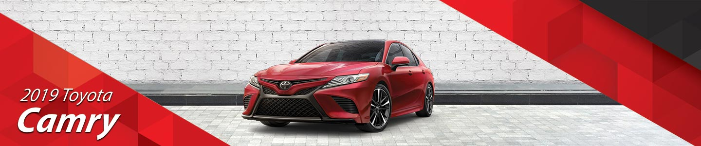 New 2019 Toyota Camry Available at Future Toyota of Yuba City