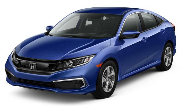 2019 Civic Sedan LX CVT