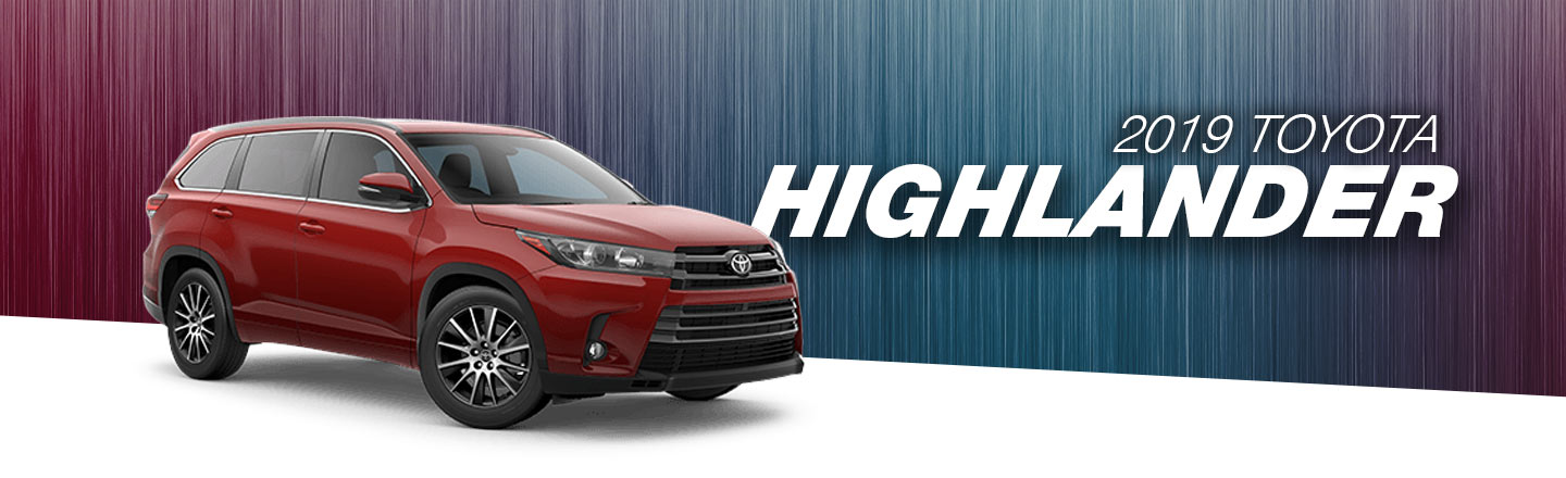2019 Toyota Highlander in Middletown, CT at Middletown Toyota