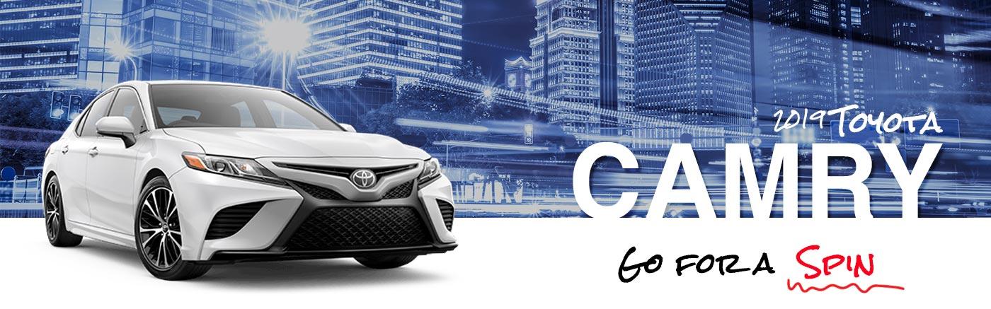 2019 Toyota Camry Sedans For Sale In Waycross, GA Near Douglas