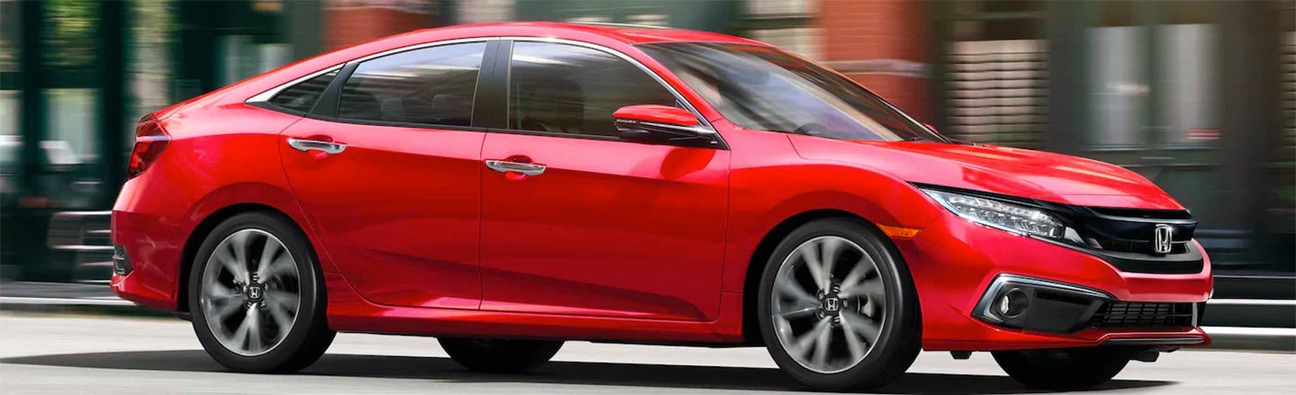 2019 Honda Civic For Sale In Port Arthur, TX