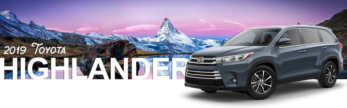 2019 toyota highlander at toyota of berkeley