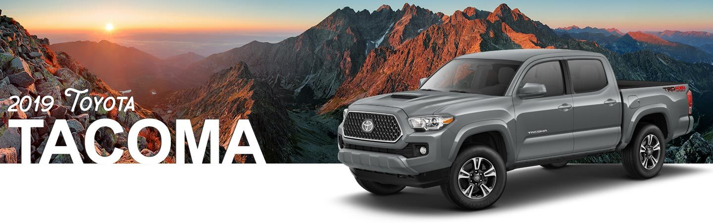2019 toyota tacoma at toyota of berkeley