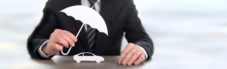 Car warranty concept image