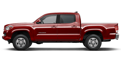 2019 Toyota Tacoma profile