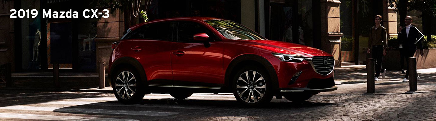 2019 Mazda CX-3 at Cutter Mazda Honolulu