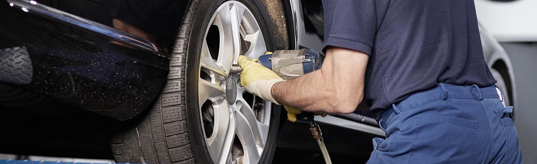 Quality Tire Service at South Tacoma Auto, near Lakewood, WA